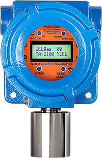 Gas Detection Instruments Mil Ram Technology Inc