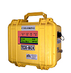 Tox-Box Gas Monitor