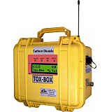 Tox-Box Wireless Gas Monitor
