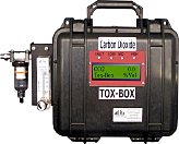 Tox-Box Carbon Dioxide Analyzer